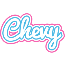 Chevy outdoors logo