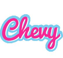 Chevy popstar logo