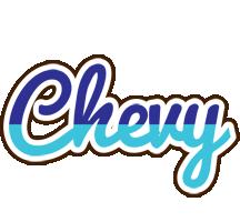 Chevy raining logo