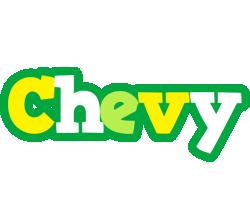 Chevy soccer logo