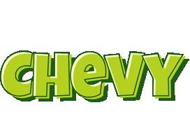 Chevy summer logo