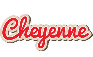 Cheyenne chocolate logo