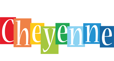 Cheyenne colors logo