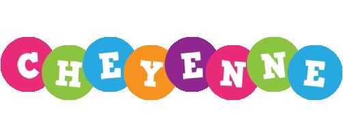 Cheyenne friends logo