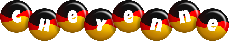 Cheyenne german logo