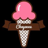 Cheyenne premium logo