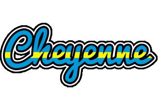 Cheyenne sweden logo
