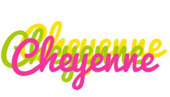 Cheyenne sweets logo