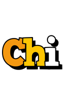 Chi cartoon logo