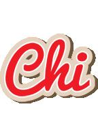 Chi chocolate logo