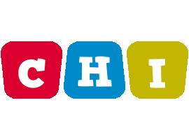 Chi daycare logo