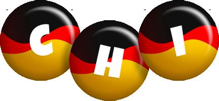 Chi german logo