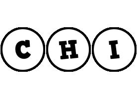 Chi handy logo