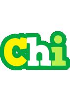 Chi soccer logo