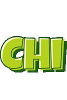 Chi summer logo