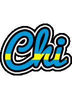 Chi sweden logo
