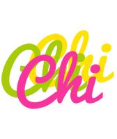 Chi sweets logo