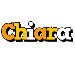 Chiara cartoon logo