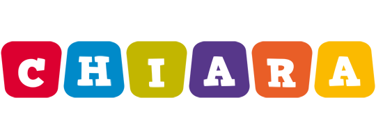 Chiara kiddo logo