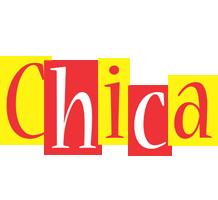 Chica errors logo