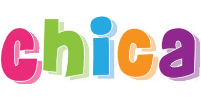 Chica friday logo