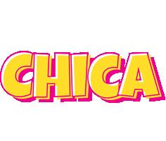 Chica kaboom logo