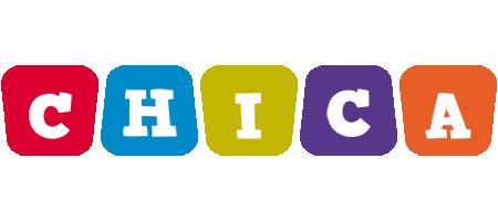 Chica kiddo logo
