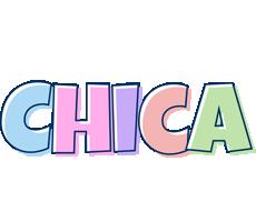 Chica pastel logo
