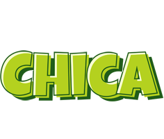 Chica summer logo