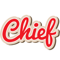 Chief chocolate logo