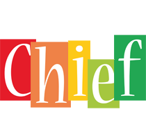 Chief colors logo