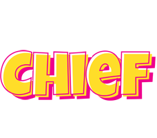 Chief kaboom logo