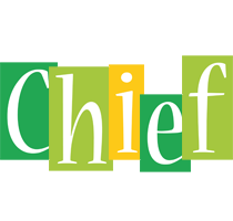 Chief lemonade logo