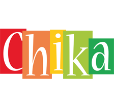 Chika colors logo