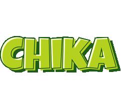 Chika summer logo