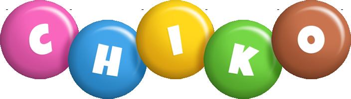 Chiko candy logo