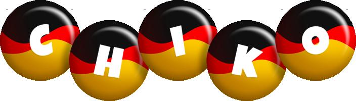 Chiko german logo