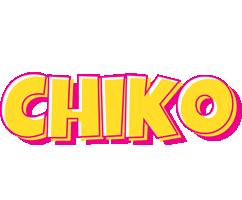 Chiko kaboom logo