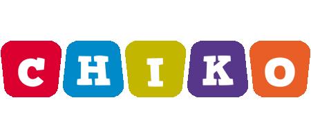 Chiko kiddo logo