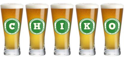 Chiko lager logo