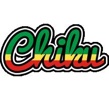 Chiku african logo