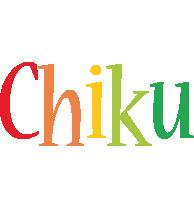 Chiku birthday logo