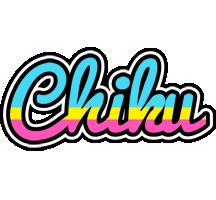 Chiku circus logo