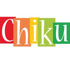 Chiku colors logo