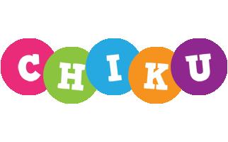 Chiku friends logo