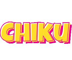 Chiku kaboom logo