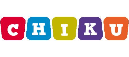 Chiku kiddo logo