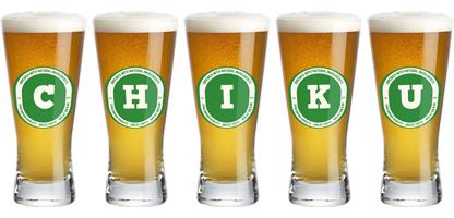 Chiku lager logo