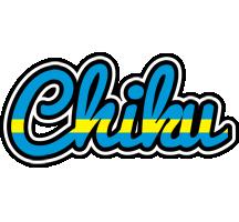 Chiku sweden logo
