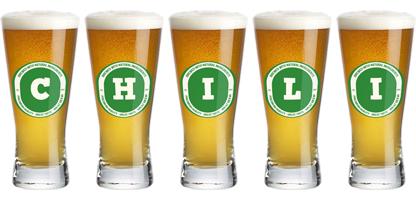 Chili lager logo